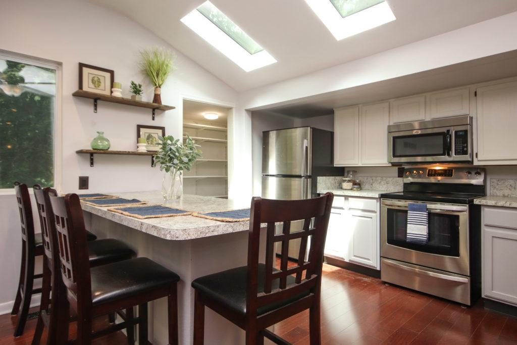 Kitchen Remodel Hillscrest Staged