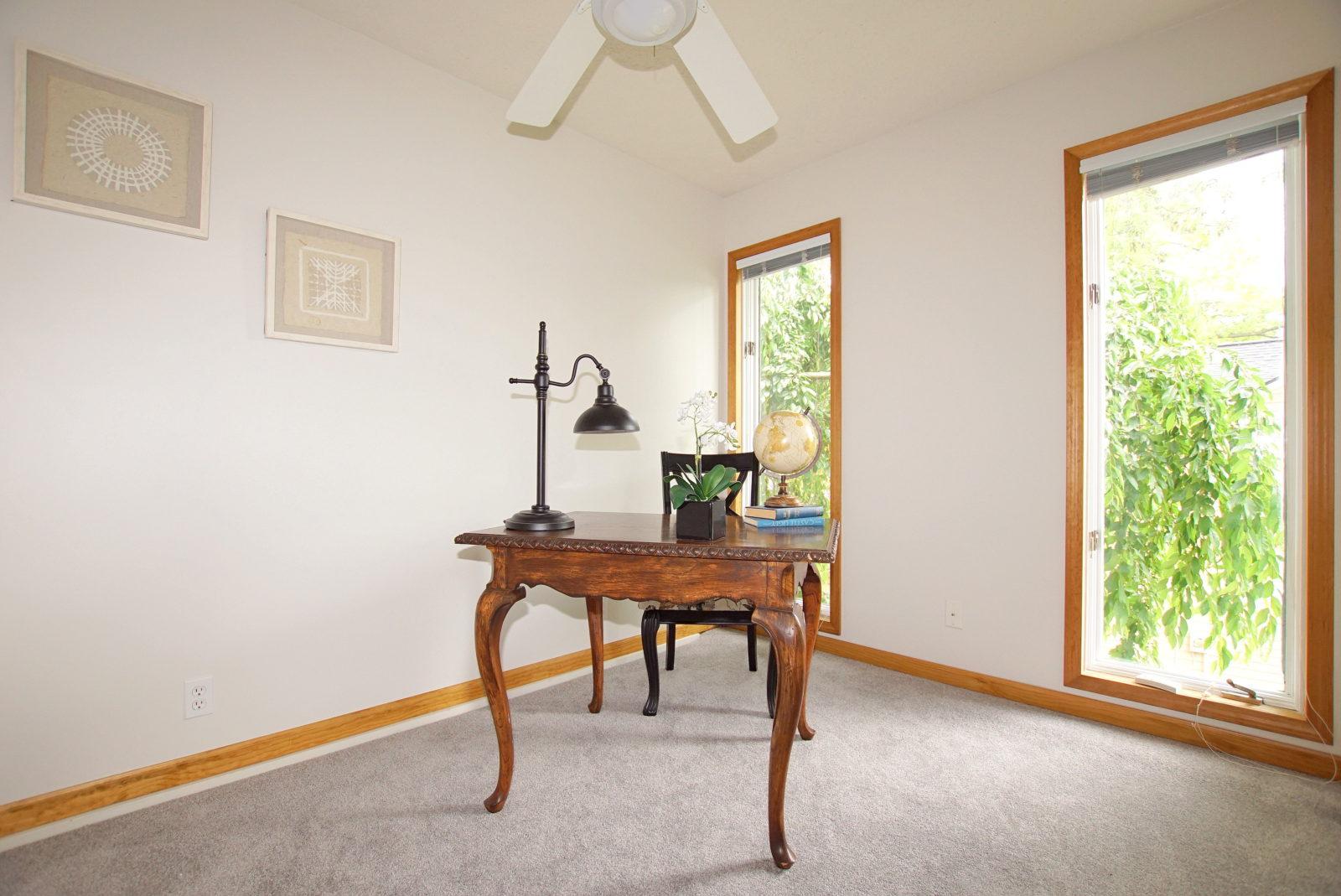 Fonda Lake Master Suite Office Remodeled After