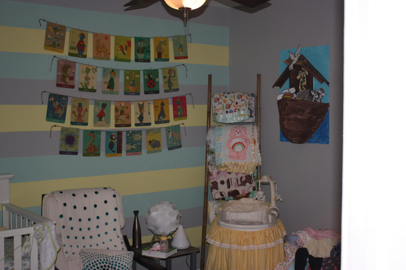 Harms Baby room Before
