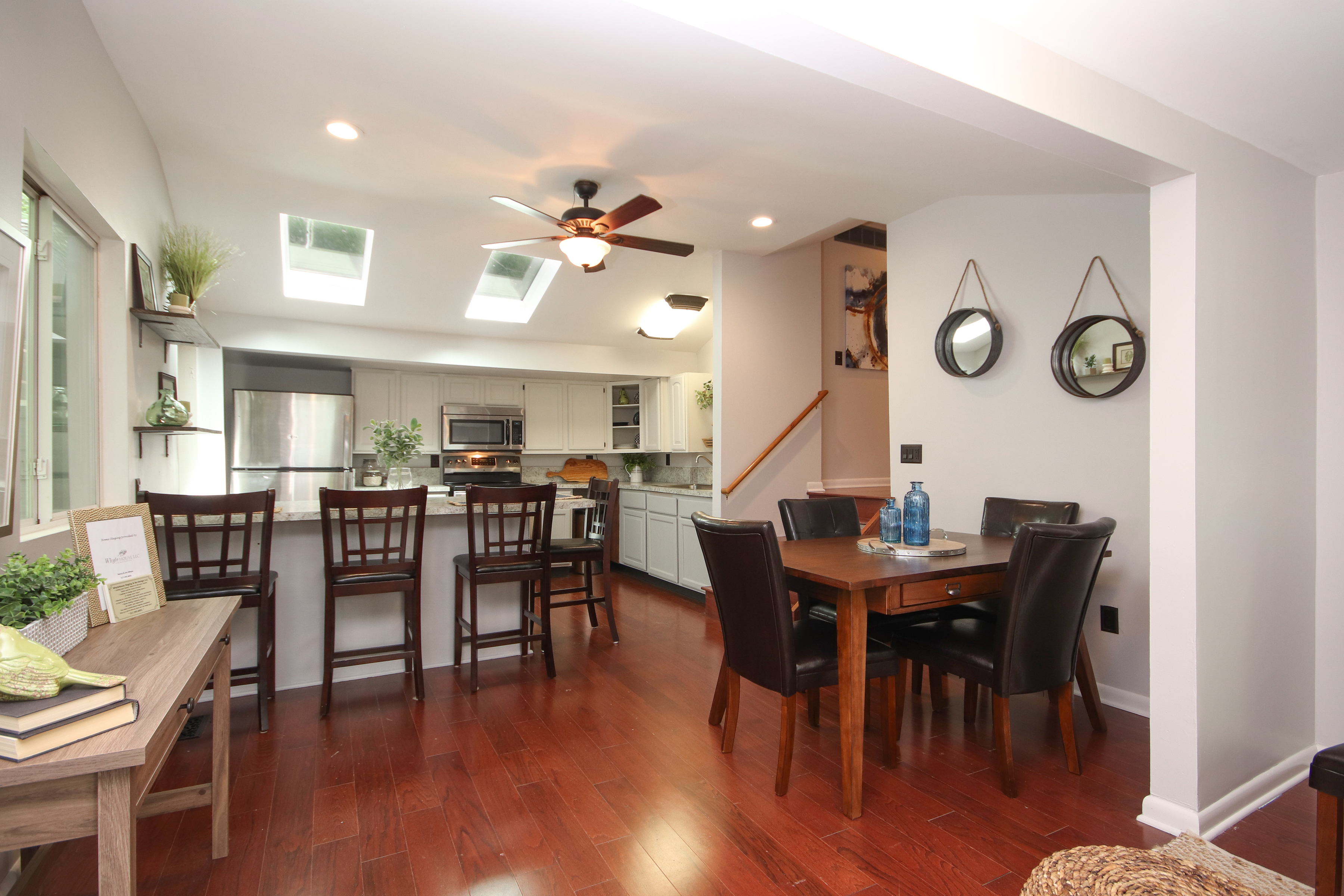 Hillside Kitchen After