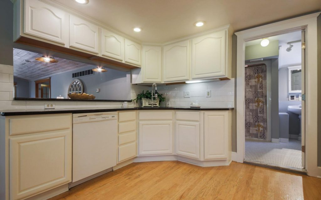Winans Lake Kitchen After